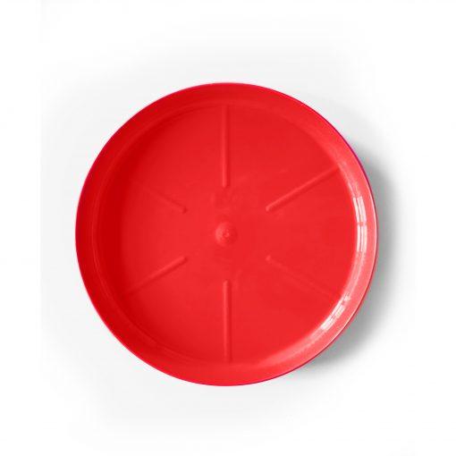Podstawka do baniek mydlanych - czerwona